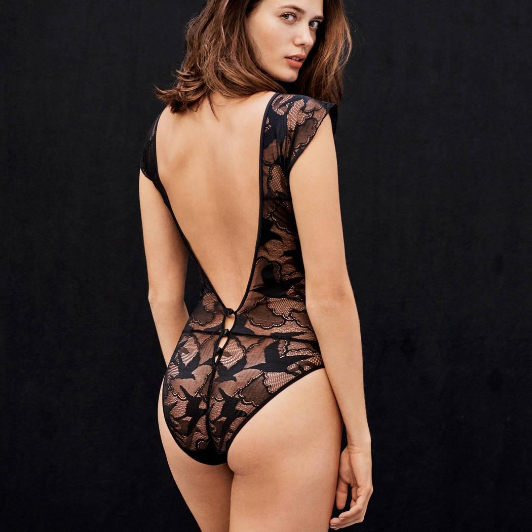 Implicite Bodysuit Volage Black