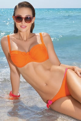 L'Estivale Chic  summer orange