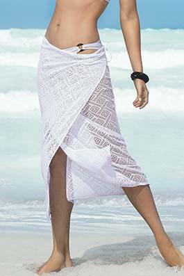 La Crochet Forever white