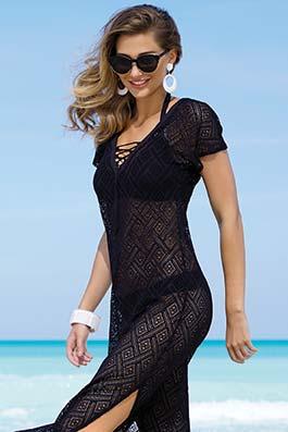 La Crochet Forever black