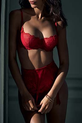 Aubade à l'Amour 2018 darling red