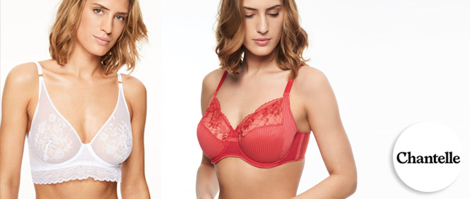 1f8b2acc2 Chantelle - Sexy lingerie French brand sets