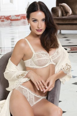 Talent Guipure ivory lace