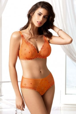 Tendre Gothique gothic orange