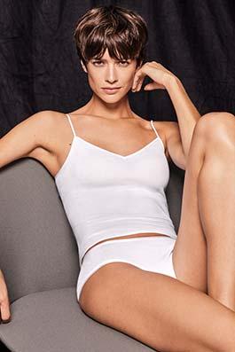 Cotton Seamless white