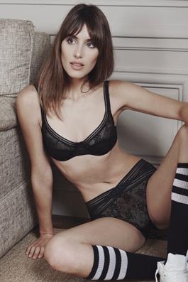 Miss Lejaby noir