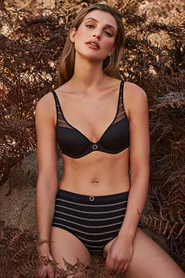 differently 47f63 644ba Dawson black - Sexy lingerie Marie-Jo L'Aventure sets ...