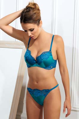 Adriana blue-turquoise