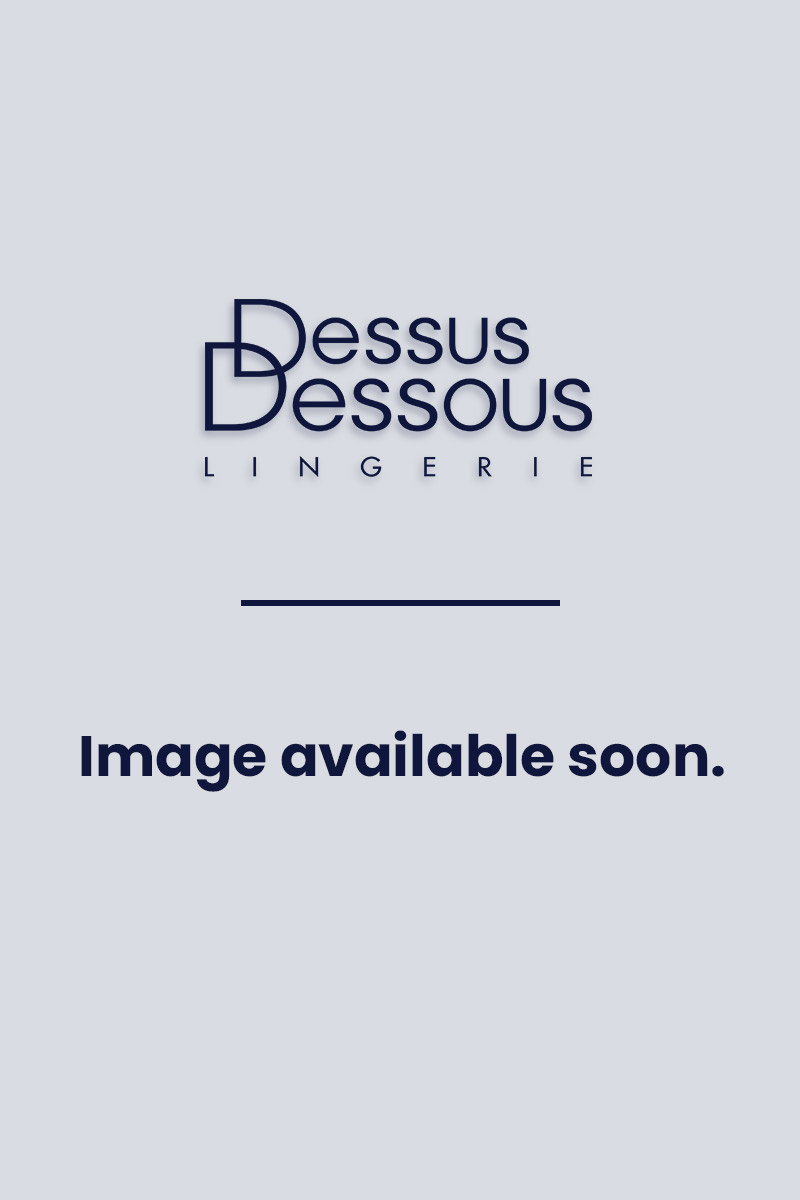 chemise de nuit Expression 6 Canat Expression muscade rayures rayures marron 410401 1