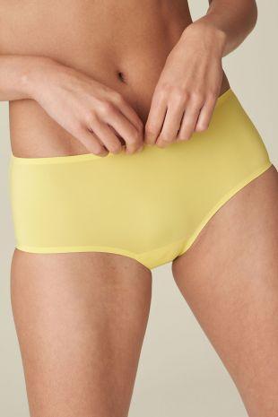shorty Marie-Jo Haute Lingerie Color Studio Smooth ananas jaune 0521513 1